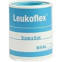 Leukoflex Verbandpflaster 5 cmx5 m, 1 St preisvergleich bei billige-tabletten.eu