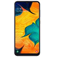 Samsung Galaxy A30 SM-A305 Akıllı Telefon, 64 GB, Sedef Siyahı (Samsung Türkiye Garantili)
