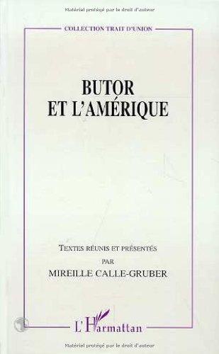 Butor et l'Amrique
