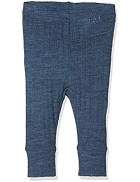 NAME IT Baby-Jungen Leggings Nbmwang Wool Needle Longjohn Noos