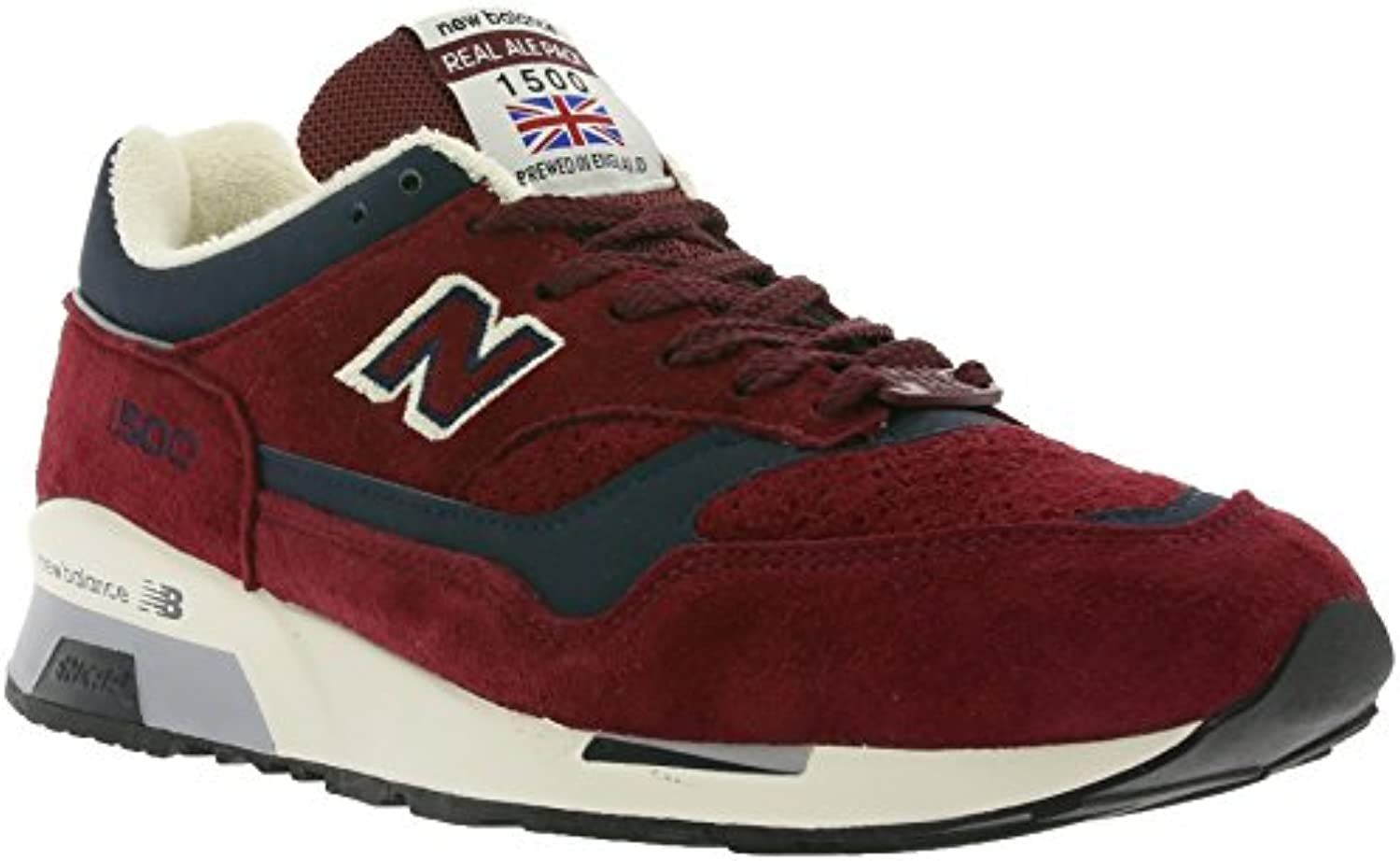 New Balance M1500 Real Ale Pack, AB burgundy -