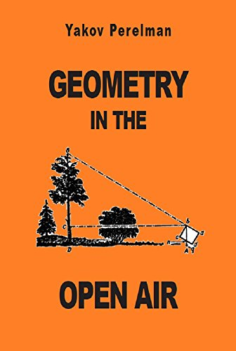 Geometry in the Open Air (Translated) (English Edition)