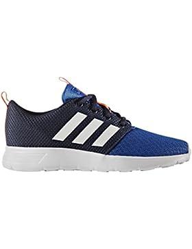 adidas Unisex-Kinder Swifty K Turnschuhe, Blau (Azul/Ftwbla/Maruni), 36 EU