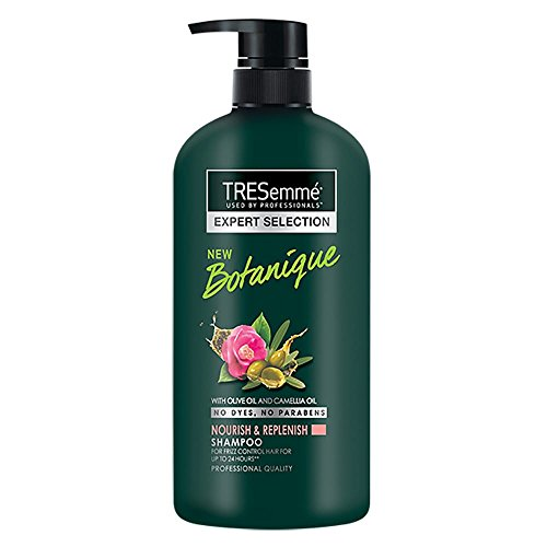 Tresemme Nourish & Replenish Shampoo, 580ml, No dyes, No parabens