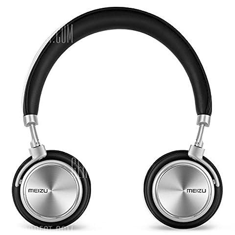 Meizu HD50Hi-Fi originale sur–Écouteurs intra-auriculaires–Noir
