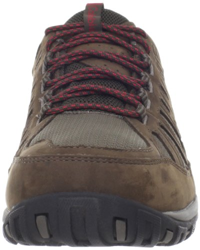 Columbia Peakfreak Enduro Leather Outdry homme Cordovan/Chili
