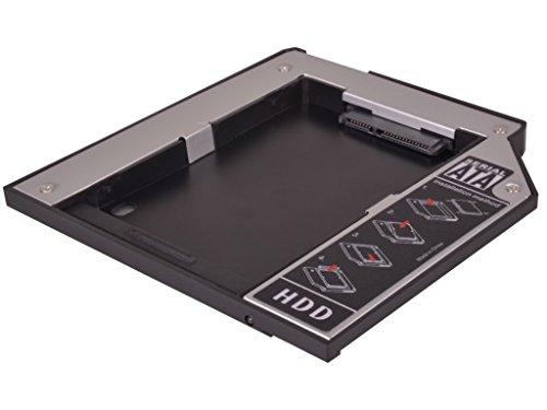 HDD Festplatten Adapter für IBM Lenovo R50 R51 R52 T40 T41 T42 T43 T60 X40 X60 Ultrabay slim SATA Ibm Lenovo Thinkpad T60
