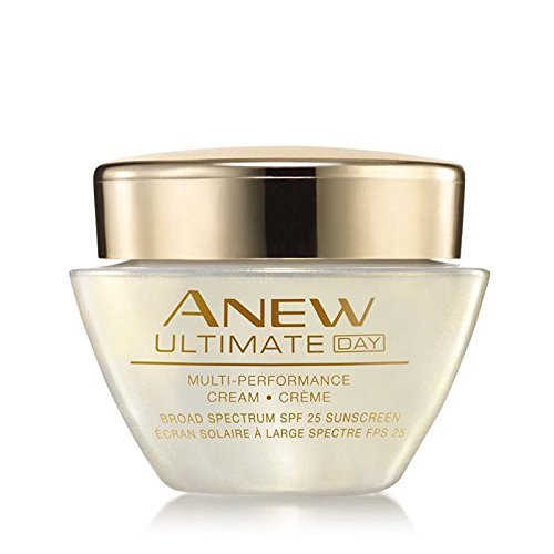 Avon Anew Ultimate 7s 50+ Day Cream SPF25 - Cremige Gesicht