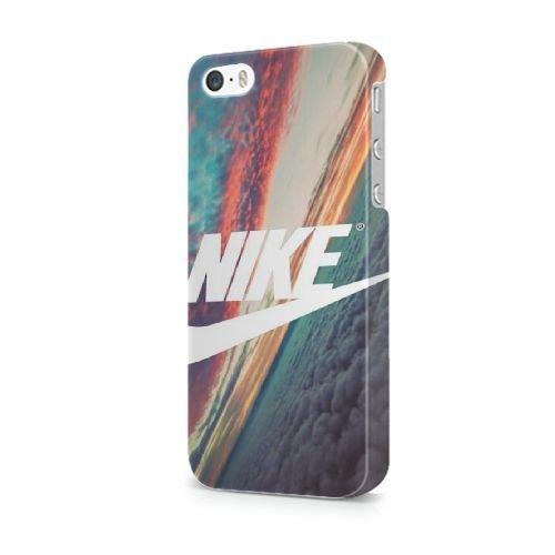 iPhone 6/6S (4.7 pouces) coque, Bretfly Nelson® NIRVANA Série Plastique Snap-On coque Peau Cover pour iPhone 6/6S (4.7 pouces) KOOHOFD908992 NIKE LOGO - 022