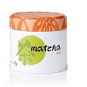 Adagio Teas Flavoured Matcha Green Tea Powder (Peach)