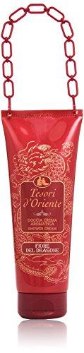 Tesori d'Oriente - Doccia Crema, Aromatica, Fiore del Dragone - 250 ml