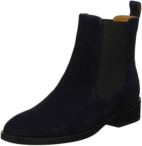 a6d939e4cffbed Vagabond Damen AVA Chelsea Boots Blau 64 Dark blue - ppp4its.de ...