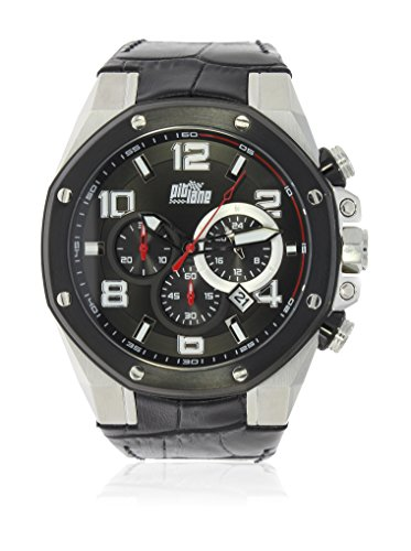 Pit Lane Reloj con movimiento Miyota Man PL-1016-1 50.0 mm
