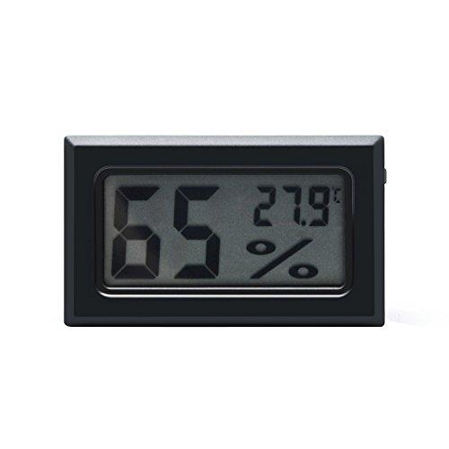 Elektronisches Thermometer Embedded Temperatur und Luftfeuchtigkeit Meter (1pcs)