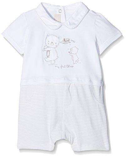 Chicco Chicco Baby-Jungen Jogginganzug 09050768000000 Weiß (Bianco 033) 56 cm