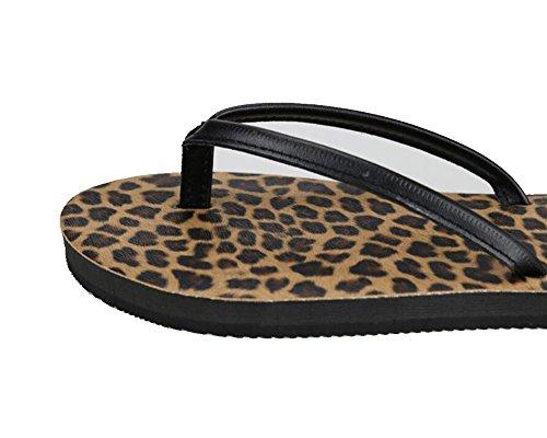 Gabriera, Infradito donna Leopard