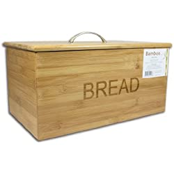 "Style Worx - Panera (madera), diseño con palabra ""Bread"""