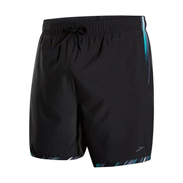 Speedo, Pantaloncini da Uomo Modello Glide Trim. 1 spesavip