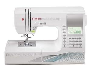 Máquina de coser Singer Quantum Sylist 9960