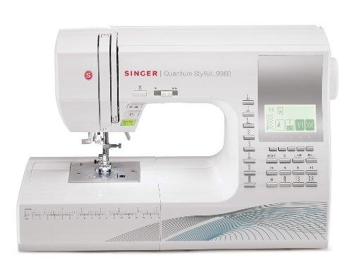 Singer Quantum Stylist 9960 - Máquina de coser