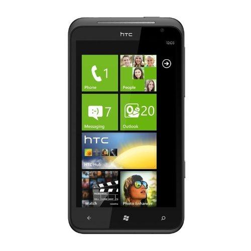 Foto HTC BT HTC Titan Smartphone (11,9cm (4,7pollici) Display, Touch Screen, Fotocamera da 8Megapixel) titanio