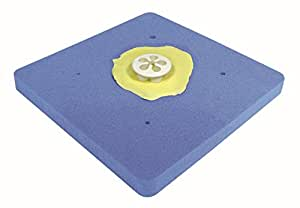 PME PME Mexican Foam Pad 195 x 195 mm, Blue