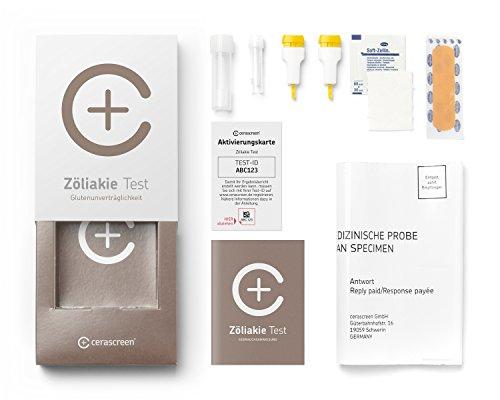 Gluten-Test (Zöliakie) - 2