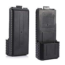 Batteriegehäuse für 6 x AA Batterien (für Baofeng UV-5R Plus/UV-5R / UV-5RB / UV-5RE / UV-5RA)