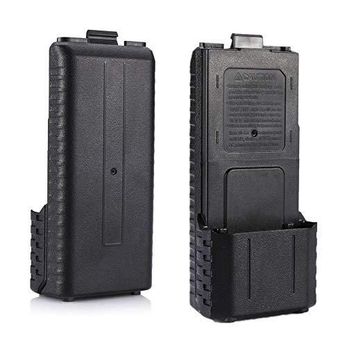 Batteriegehäuse für 6 x AA Batterien (für Baofeng UV-5R Plus / UV-5R / UV-5RB / UV-5RE / UV-5RA)