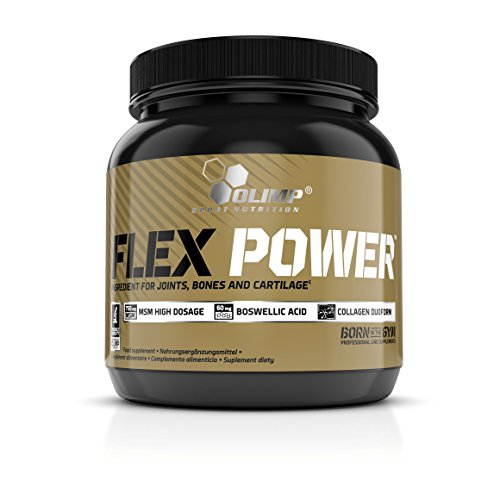 Flex Power, Olimp Sport Nutrition, 504 g, Geschmack Grapefruit