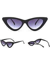 Eyekepper occhiali da sole stile occhi di gatto Verde Green Mirror l6y5VQAc