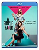 L'Ombre d'Emily - Simple Favor [Blu Ray] [Blu-ray]