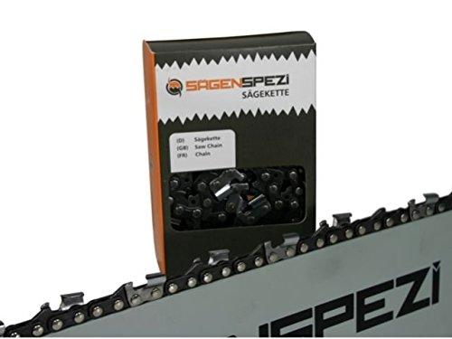 Sägenspezi Halbmeißel Kette Sägekette 1,1mm 44TG 30cm 3/8