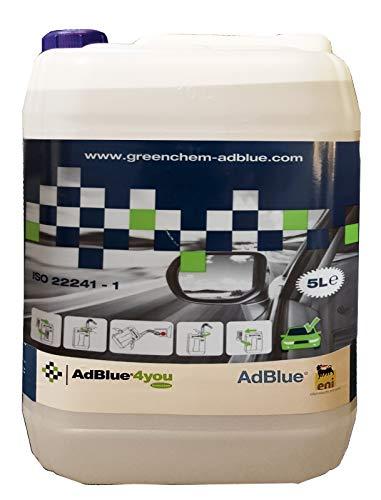 Bidon 5L Adblue® 4You avec canule greenchem originale