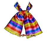 Willy Wonka Fancy dress costume items Childs size to Plus size (Cravat, Adults uk 8-14)