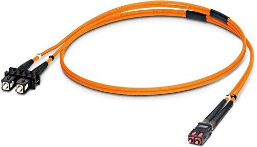 Phoenix 2901814-Kabel Glasfaserkabel/oder Leuchtstofflampe mm Patch 5sc-scrj -
