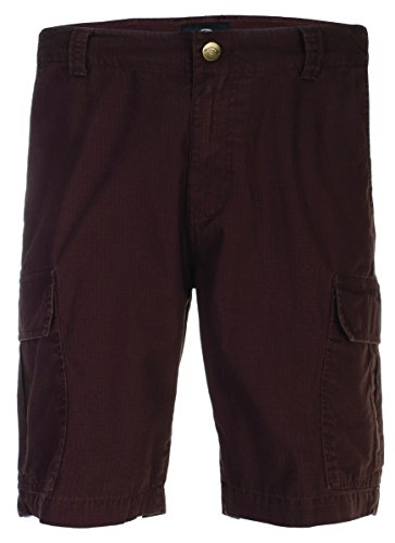 Dickies Herren Shorts New York, Braun (Chocolate Brown), W33 (Bekleidung Brown Chocolate)