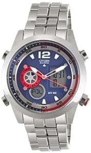 Citizen Analog-Digital Multi-Color Dial Men's Watch - JZ1000-51L