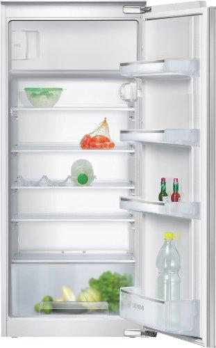 Siemens KI24LV52 iQ100 Einbaukühlschrank / A+ / 204 L / safetyGlas / Schleppschanier