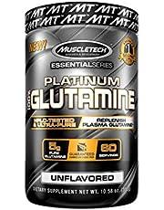 Muscletech Essential Series 100 Percent Glutamine - 302 g
