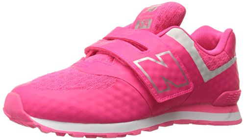 new-balance-unisex-kids-kv574-trainers-multicolour-bleached-sunrise-gradient-plaid-11-uk-29-eu
