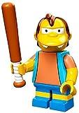 Lego 71005 The Simpson Series Nelson Muntz Simpson Character Minifigures