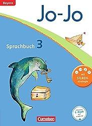 Jo-Jo Sprachbuch - Grundschule Bayern: 3. Jahrgangsstufe - Schülerbuch