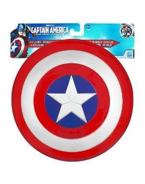 Captain America Fliegender Schutzschild [UK (Der Winter Soldat Kostüm)