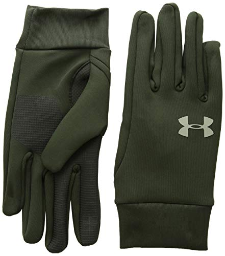 Under Armour Herren Liner 2.0 Handschuhe, Artillery Moss Green (357), XL (Dünne Under Armour)