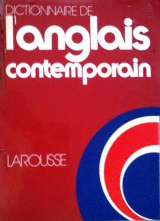 Dictionnaire de langlais contemporain