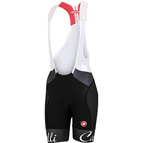 Castelli Free Aero Bib Shorts - Women's Black, XL - Castelli Free Bib