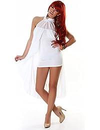 Abendkleid Partykleid Chiffon Baumwolle Clubwear