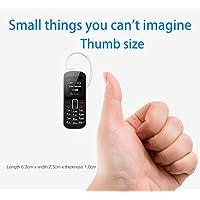 Long CZ T3 M9 3 en 1 teléfono Móvil Auriculares de Bolsillo teléfono inalámbrico Mini Bluetooth