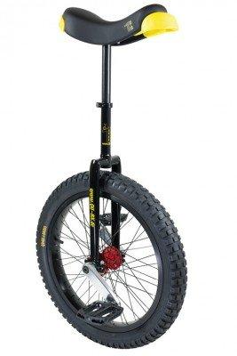 Einrad QU-AX Muni Starter 20 Zoll schwarz Alufelge, Reifen schwarz 3095025000